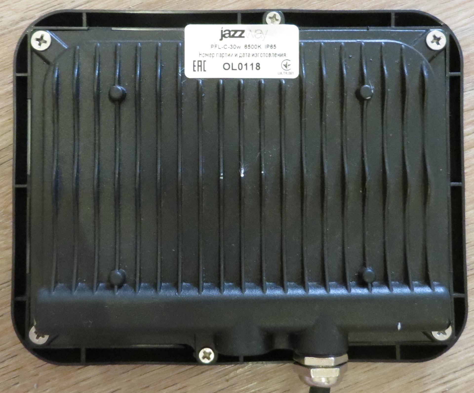 jazz way PFL-C-30w
