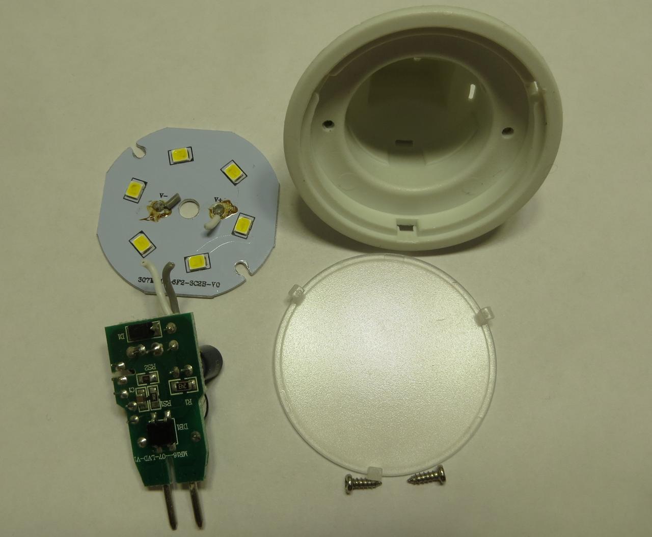 GU5.3 лампа