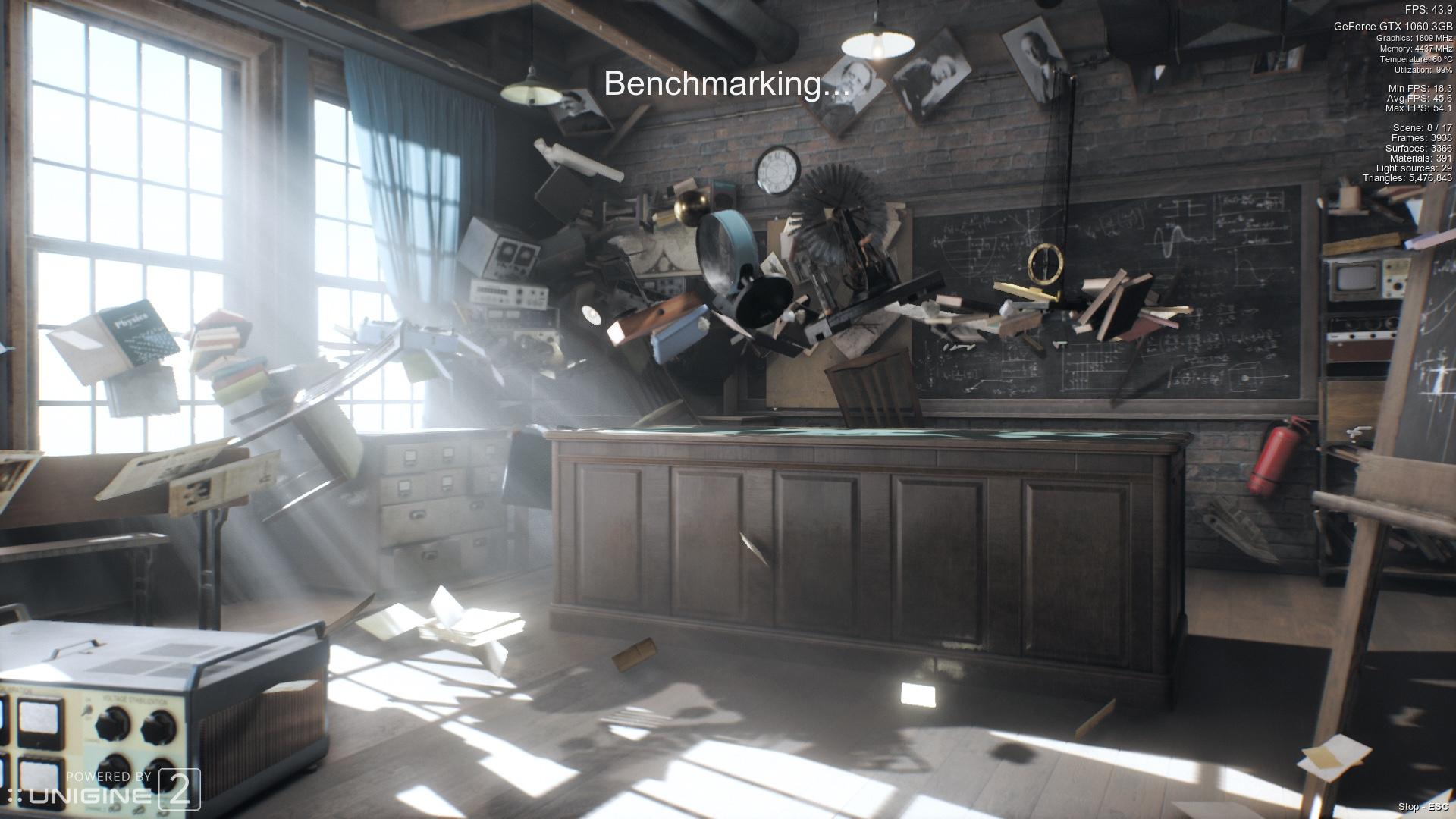 Unigine Superposition Screenshot