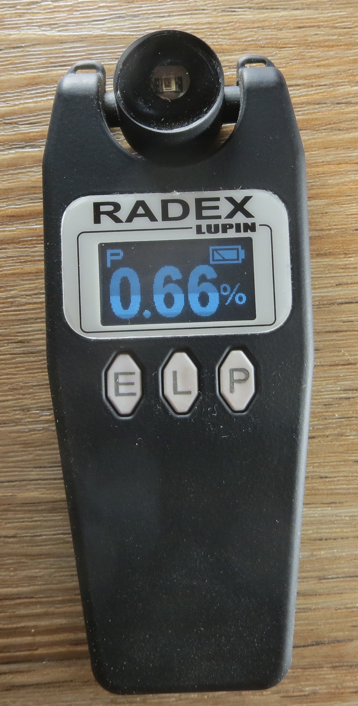 RADEX LUPIN