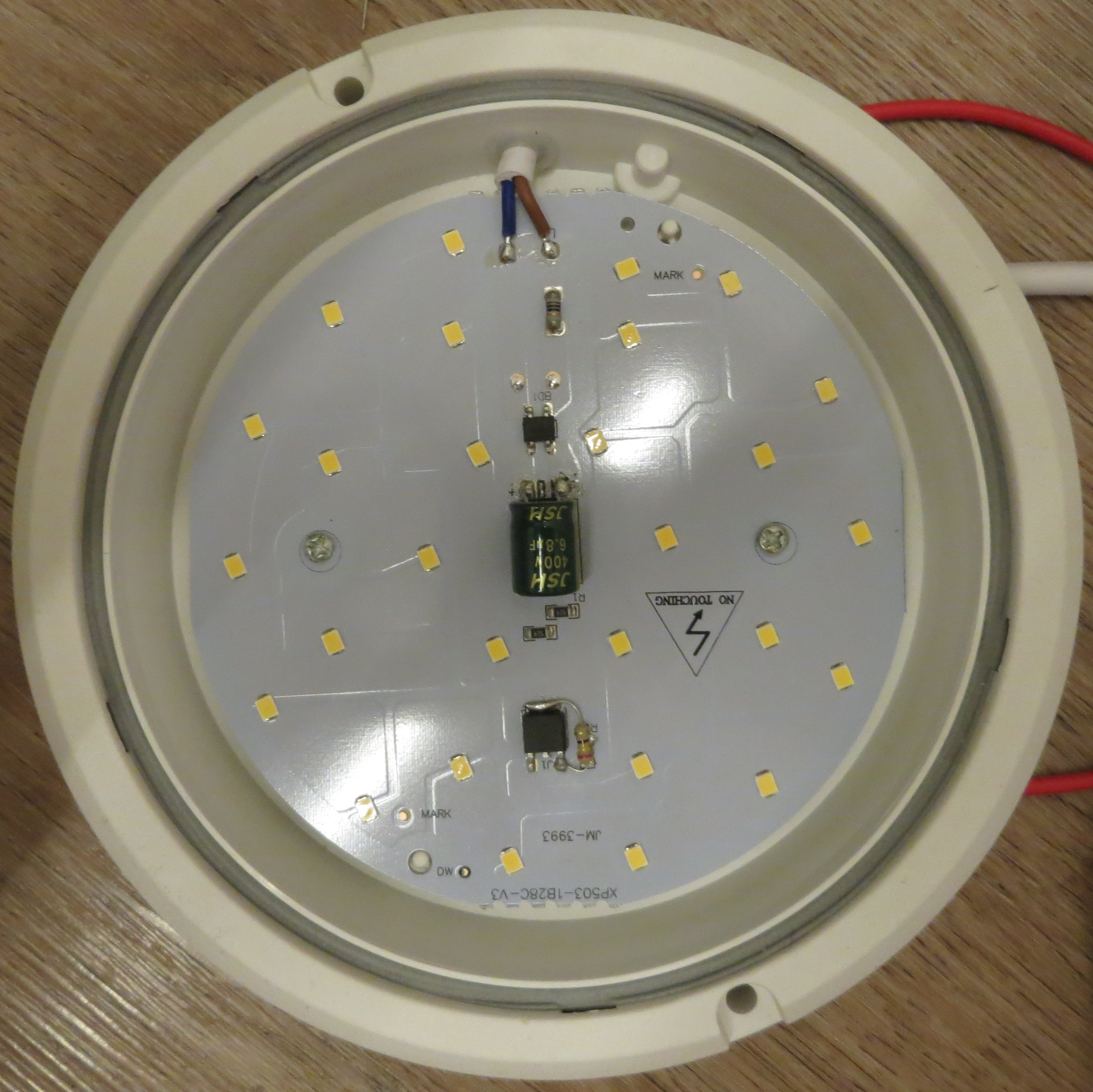 Светильник IEK LDPO0-4002