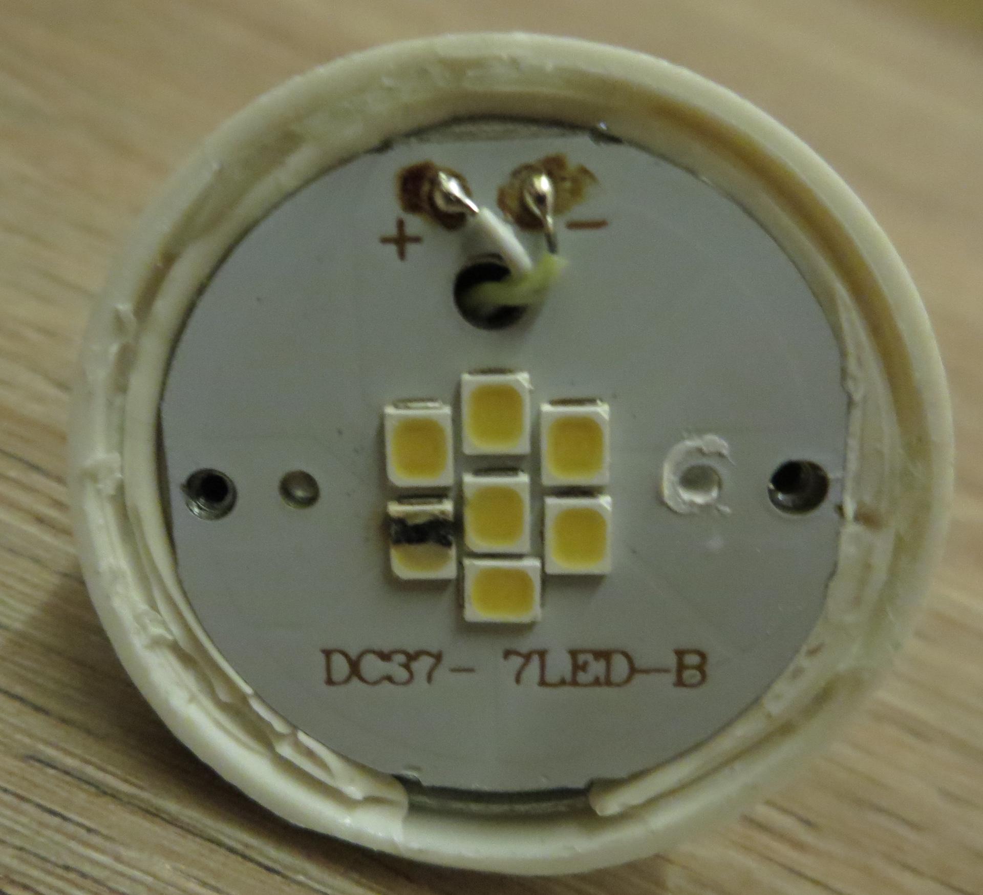 Лампа Wolta 25SCL7E14